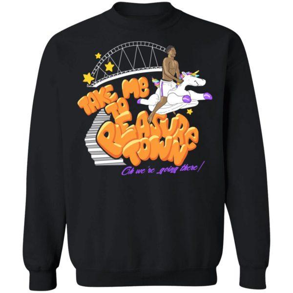 Take Me To Pleasure Town Bukayo Saka T-Shirts, Hoodies, Sweater Apparel 13