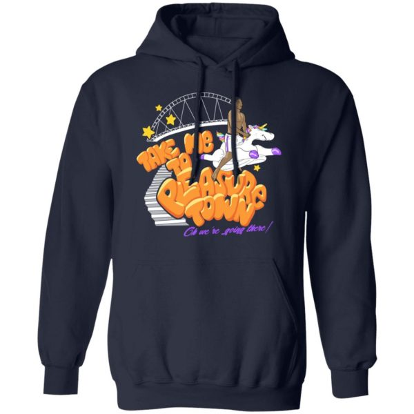 Take Me To Pleasure Town Bukayo Saka T-Shirts, Hoodies, Sweater Apparel 10