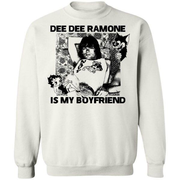 Dee Dee Ramone Is My Boyfriend T-Shirts, Hoodies, Sweater Apparel 13