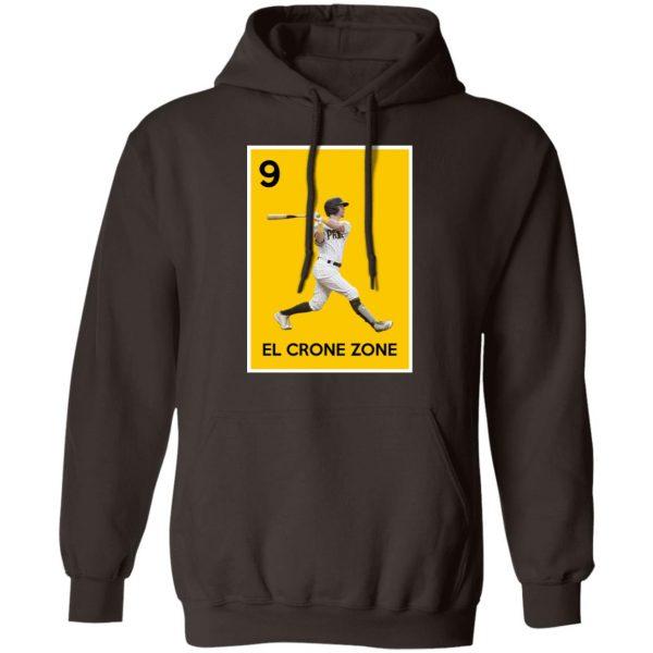 9 El Crone Zone Mark DeRosa NBA T-Shirts, Hoodies, Sweater Apparel 11