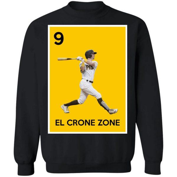 9 El Crone Zone Mark DeRosa NBA T-Shirts, Hoodies, Sweater Apparel 13
