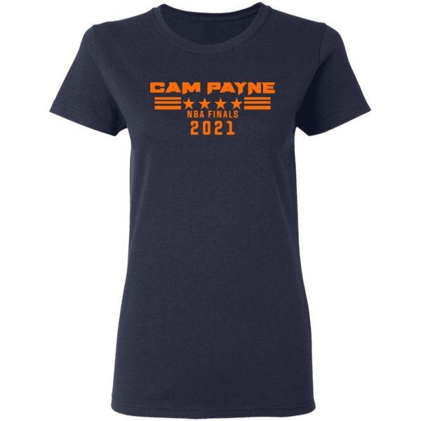 Cam Payne NBA Finals 2021 T-Shirts, Hoodies, Sweater Apparel 8