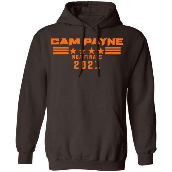 Cam Payne NBA Finals 2021 T-Shirts, Hoodies, Sweater Apparel 11