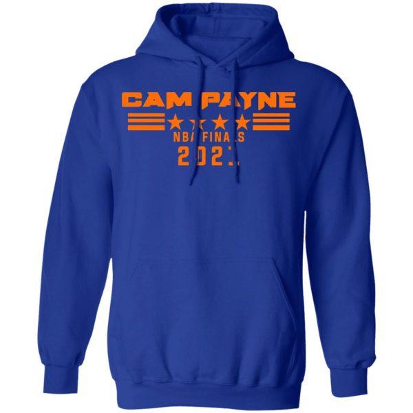 Cam Payne NBA Finals 2021 T-Shirts, Hoodies, Sweater Apparel 12