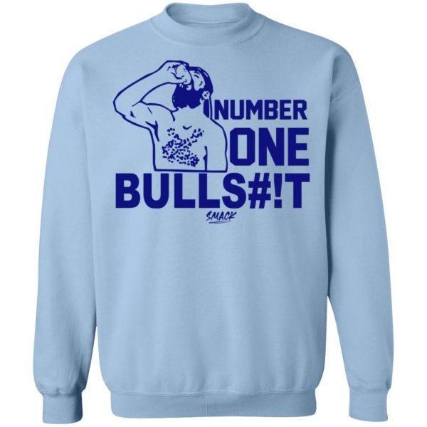 Number One Bullshit #1 Bullshit T-Shirts, Hoodies, Sweater Apparel 14