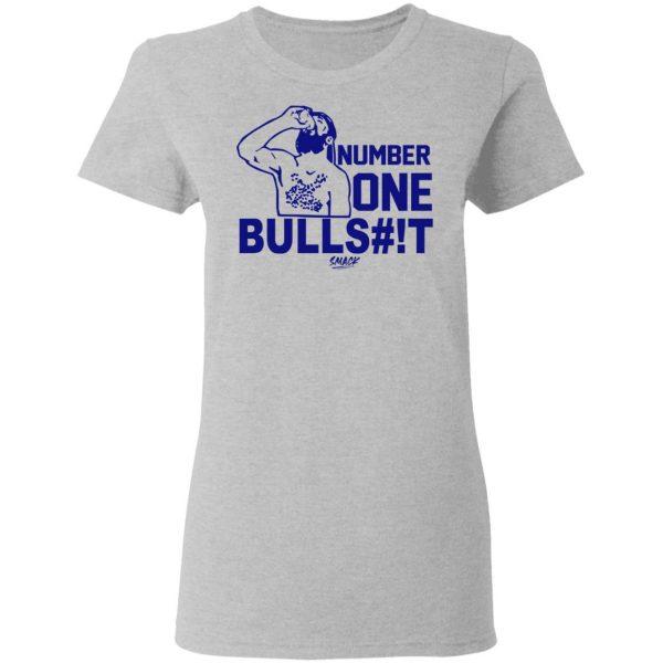 Number One Bullshit #1 Bullshit T-Shirts, Hoodies, Sweater Apparel 8