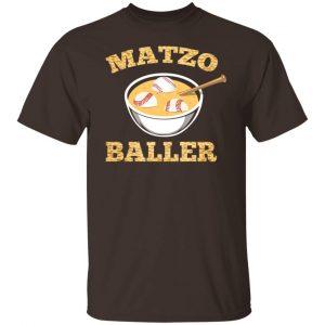 Matzo Baller Baseball T-Shirts, Hoodies, Sweater Apparel 2
