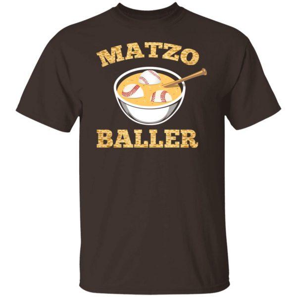 Matzo Baller Baseball T-Shirts, Hoodies, Sweater Apparel 4