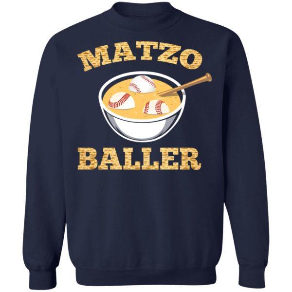 Matzo Baller Baseball T-Shirts, Hoodies, Sweater Apparel 14
