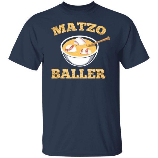 Matzo Baller Baseball T-Shirts, Hoodies, Sweater Apparel 5