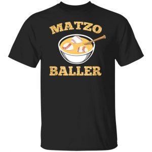 Matzo Baller Baseball T-Shirts, Hoodies, Sweater Apparel