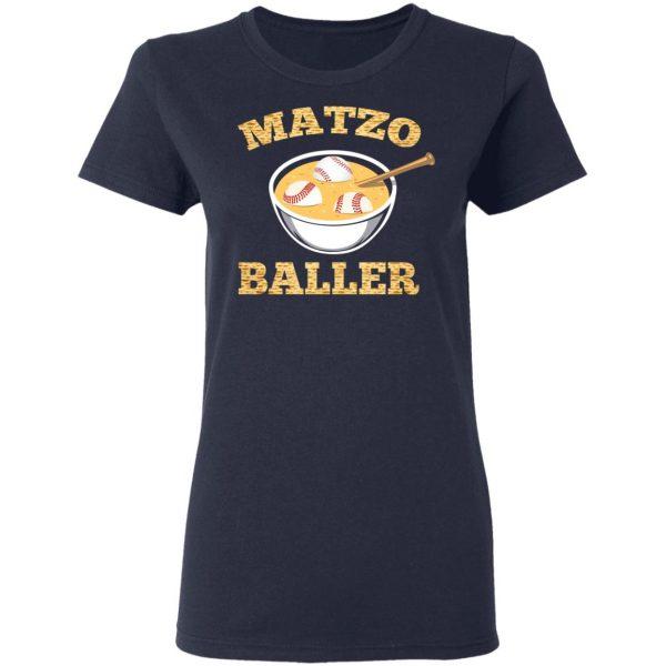 Matzo Baller Baseball T-Shirts, Hoodies, Sweater Apparel 8