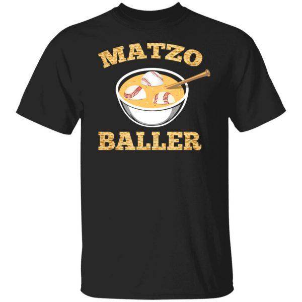 Matzo Baller Baseball T-Shirts, Hoodies, Sweater Apparel 3