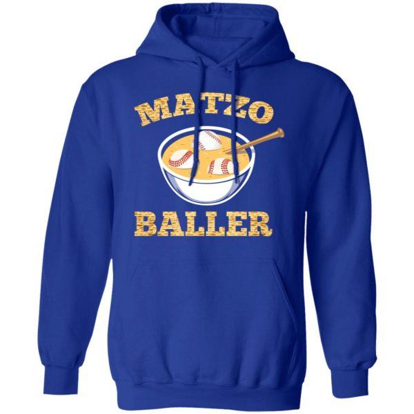 Matzo Baller Baseball T-Shirts, Hoodies, Sweater Apparel 12