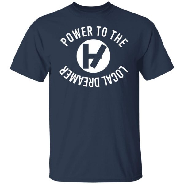 Power To The Local Dreamer Twenty One Pilots Band T-Shirts, Hoodies, Sweater Apparel 5
