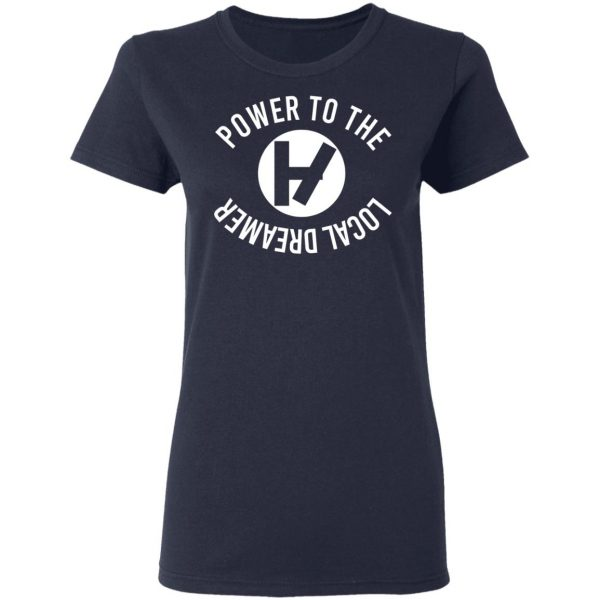 Power To The Local Dreamer Twenty One Pilots Band T-Shirts, Hoodies, Sweater Apparel 8