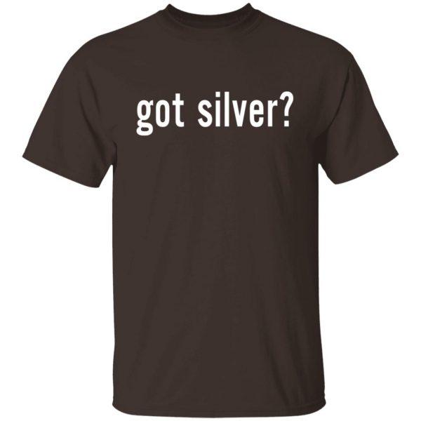 Got Silver Wall Street Silver T-Shirts, Hoodies, Sweater Apparel 4
