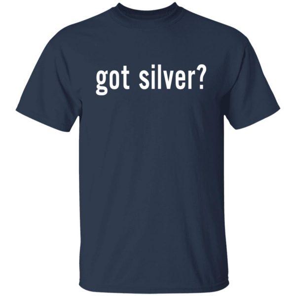 Got Silver Wall Street Silver T-Shirts, Hoodies, Sweater Apparel 5