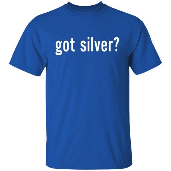 Got Silver Wall Street Silver T-Shirts, Hoodies, Sweater Apparel 6