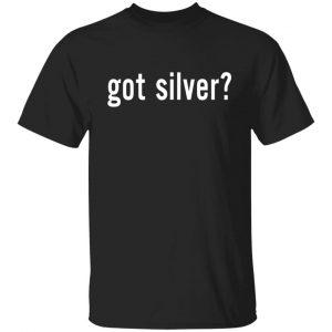 Got Silver Wall Street Silver T-Shirts, Hoodies, Sweater Apparel