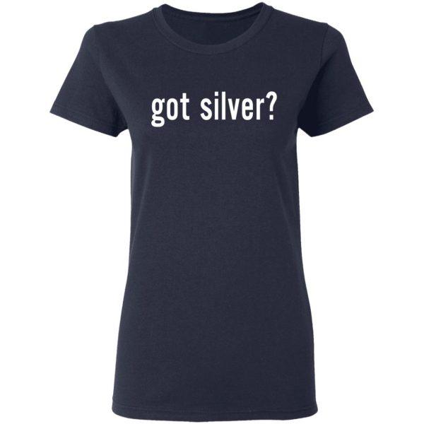 Got Silver Wall Street Silver T-Shirts, Hoodies, Sweater Apparel 8