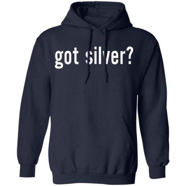 Got Silver Wall Street Silver T-Shirts, Hoodies, Sweater Apparel 10