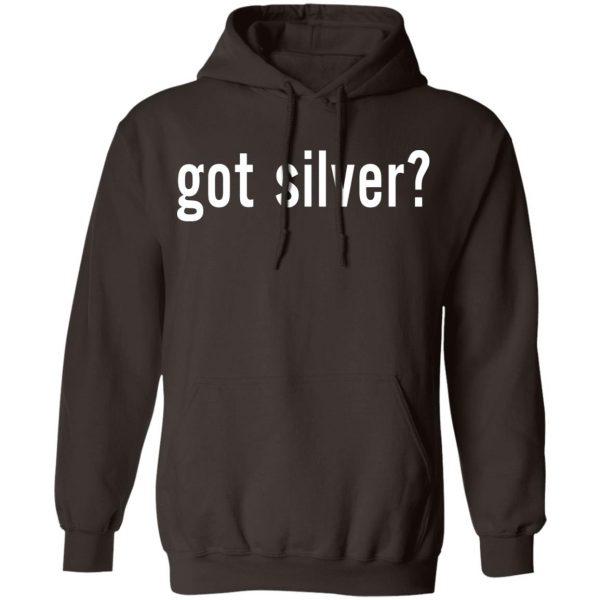 Got Silver Wall Street Silver T-Shirts, Hoodies, Sweater Apparel 11