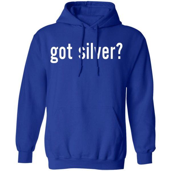 Got Silver Wall Street Silver T-Shirts, Hoodies, Sweater Apparel 12