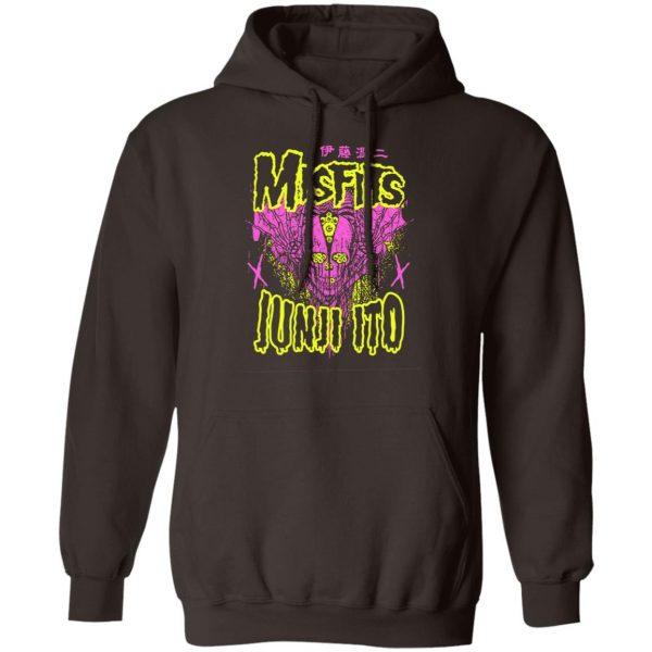Misfits X Junji Ito Skull T-Shirts, Hoodies, Sweater Apparel 11