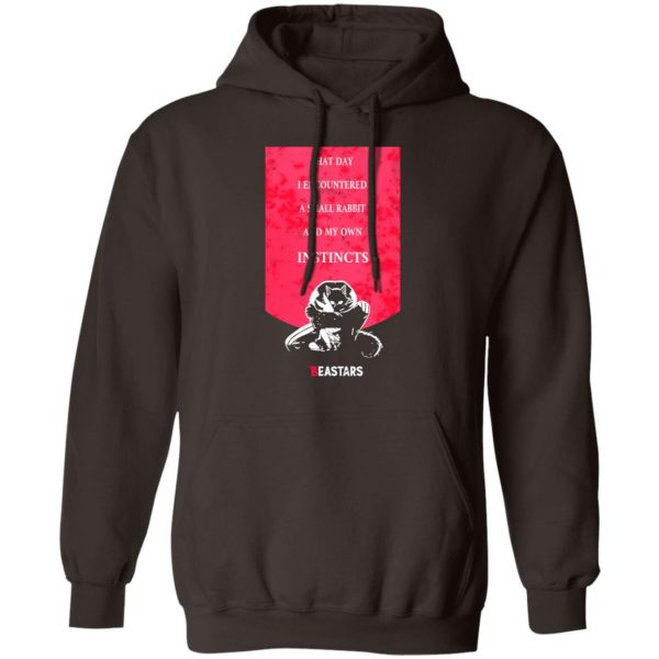 That Day I Encountered A Small Rabbit And My Own Instincts Beastars Instincts Legoshi & Haru T-Shirts, Hoodies, Sweater Apparel 11