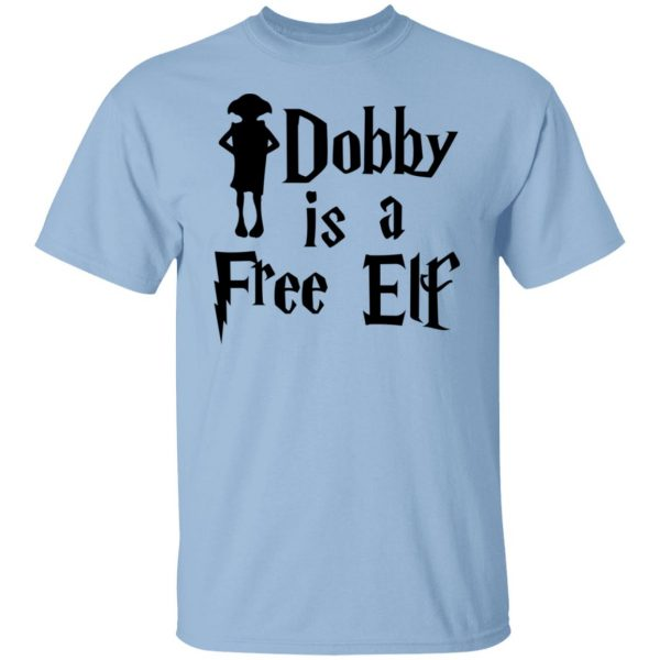 Dobby Is A Free Elf Harry Potter T-Shirts, Hoodies, Sweater Apparel 3