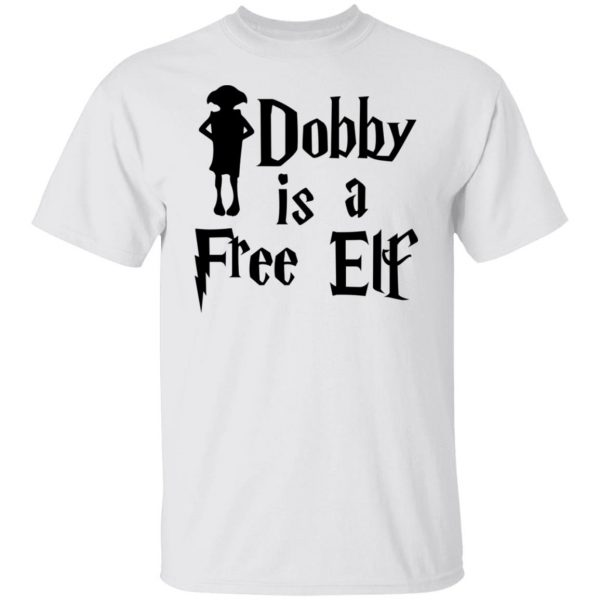 Dobby Is A Free Elf Harry Potter T-Shirts, Hoodies, Sweater Apparel 4
