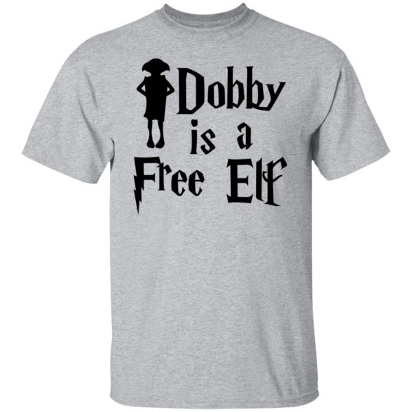 Dobby Is A Free Elf Harry Potter T-Shirts, Hoodies, Sweater Apparel 5
