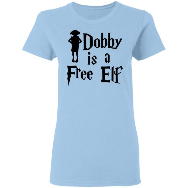 Dobby Is A Free Elf Harry Potter T-Shirts, Hoodies, Sweater Apparel 6