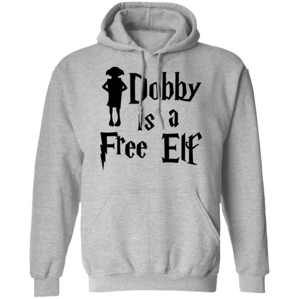 Dobby Is A Free Elf Harry Potter T-Shirts, Hoodies, Sweater Apparel 9
