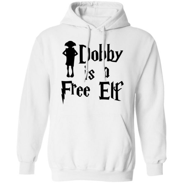 Dobby Is A Free Elf Harry Potter T-Shirts, Hoodies, Sweater Apparel 10