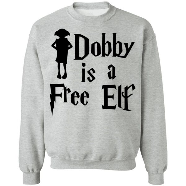 Dobby Is A Free Elf Harry Potter T-Shirts, Hoodies, Sweater Apparel 12