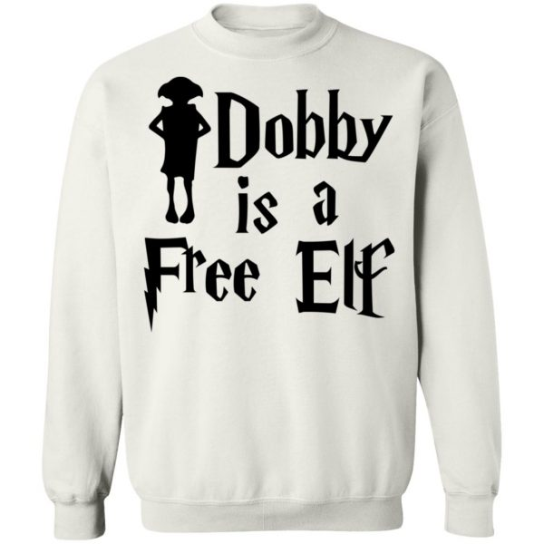 Dobby Is A Free Elf Harry Potter T-Shirts, Hoodies, Sweater Apparel 13