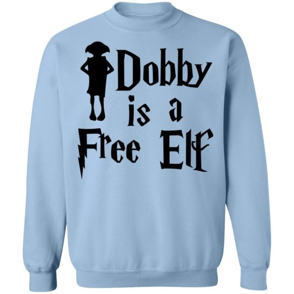 Dobby Is A Free Elf Harry Potter T-Shirts, Hoodies, Sweater Apparel 14