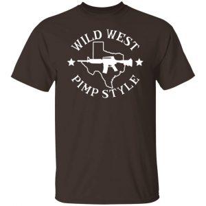 Wild West Pimp Style T-Shirts, Hoodies, Sweater Apparel 2