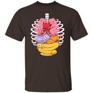 Anatomicat Anatomy Cat Black T-Shirts, Hoodies, Sweater Apparel 2