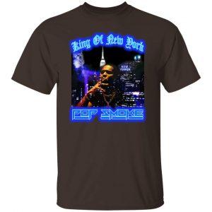 King Of New York Pop Smoke T-Shirts, Hoodies, Sweater Apparel 2