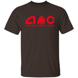 AMC Apes Together Strong AMC To The Moon T-Shirts, Hoodies, Sweater Apparel 2