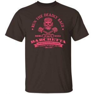 Barchetta Sunday Racing Club Run The Deadly Race T-Shirts, Hoodies, Sweater Apparel 2