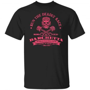 Barchetta Sunday Racing Club Run The Deadly Race T-Shirts, Hoodies, Sweater Apparel