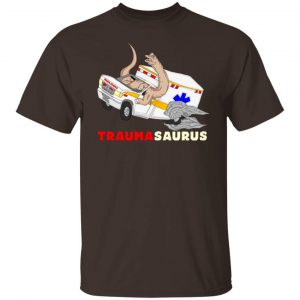 TraumaSaurus T-Shirts, Hoodies, Sweater Apparel 2