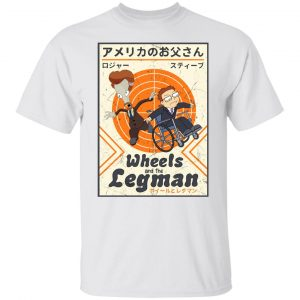 Wheels And The Legman T-Shirts, Hoodies, Sweater Apparel 2