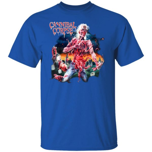 Cannibal Corpse Eaten Back to Life T-Shirts, Hoodies, Sweater Apparel 6