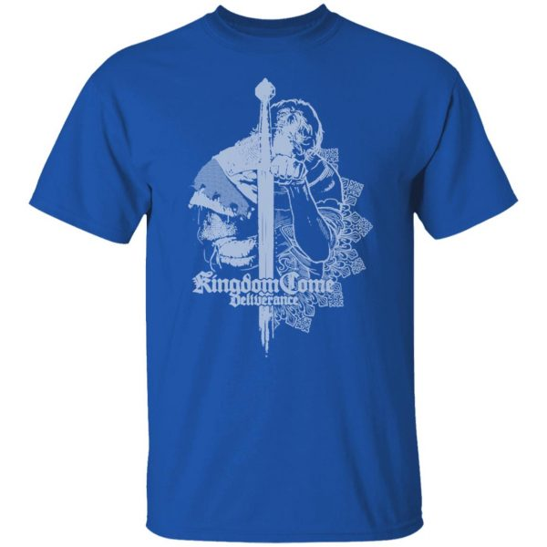 Kingdom Come Deliverance T-Shirts, Hoodies, Sweater Apparel 6