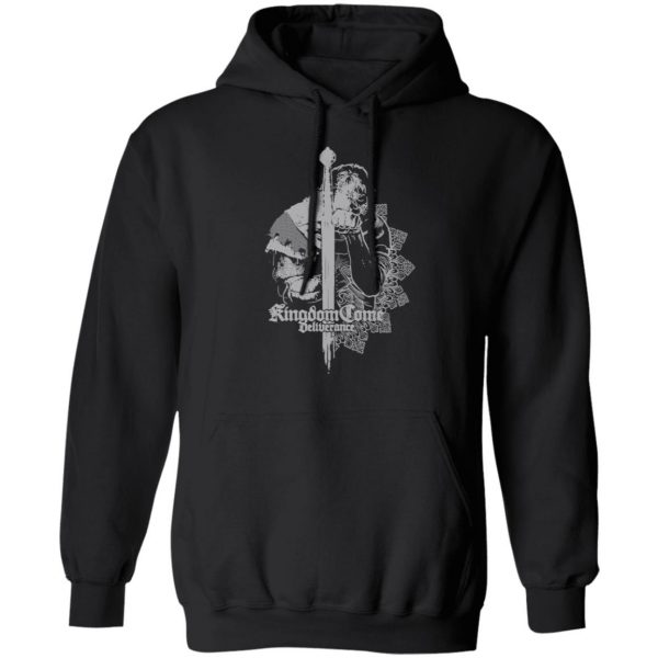 Kingdom Come Deliverance T-Shirts, Hoodies, Sweater Apparel 9